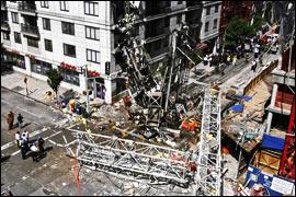 Crane Accident Expert Witness